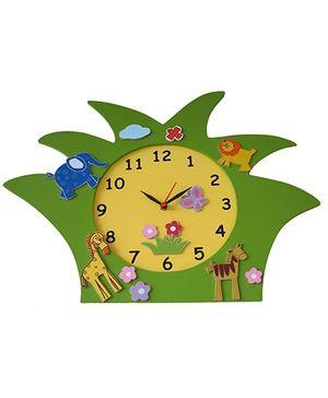 Kidoz Animal Shaped Clock