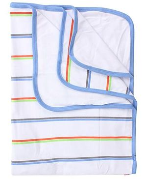 1st Step Striped Baby Mat