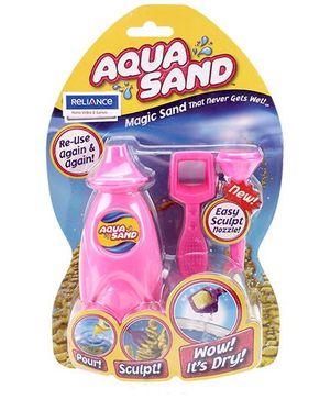 Aqua Sand Magic Sand - Pink