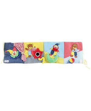 Simba Baby Circus Soft Book