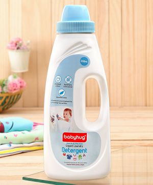 Babyhug Liquid Laundry Detergent - 550 ml