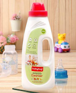 Babyhug Liquid Multi Purpose Cleanser - 550 ml