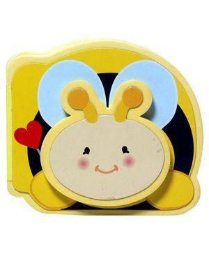 Busy Bee Block Foam Book - English