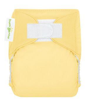 Bum Genius Newborn Cloth Diaper Butternut
