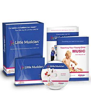 Brilliant Kids Little Musician Pro - English