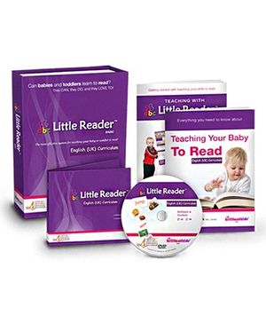 Brilliant Kids Little Reader UK Curriculum Lite - English
