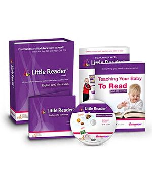 Brilliant Kids Little Reader UK Curriculum Pro - English