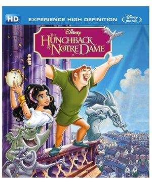 Sony The Hunchback of  Notre Dame - DVD