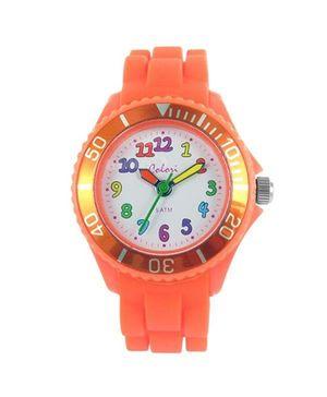 Colori Kids Analog Watch - Orange