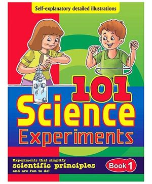 BPI 101 Science Experiment Book - 1