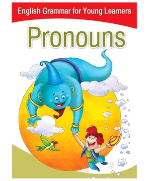 Macaw Read And Learn Grammar Pronouns