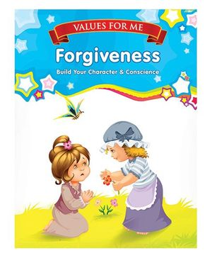 Values For Me Forgiveness Moral Story Book - English