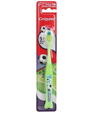 Colgate Kids Tooth Brush - Green