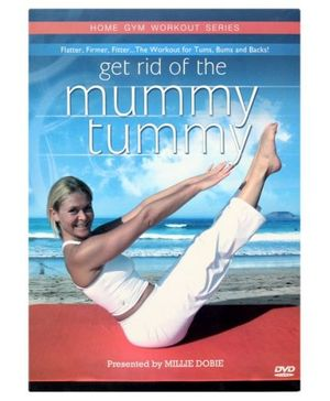 Home Gym Workout Get Rid Of The Mummy Tummy DVD - English