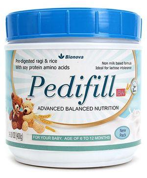 Pedifill Advance Balance Nutrition Formula - 400 Grams
