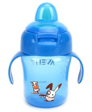 Avent Sipper With Handle Blue - 260 ml