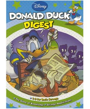 Shree Book Centre Donald Duck Digest - Language English