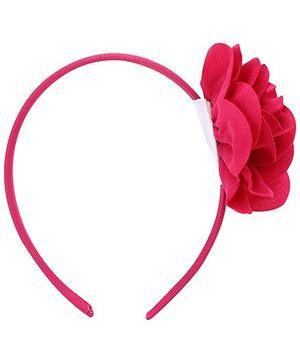 Stol'n Flower Design Hair Band - Pink