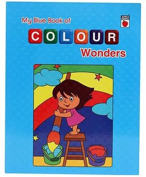 Apple Books My Blue Book Of Colour Wonders - English