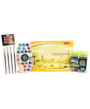 Camel Colouring Kit Combo 199 - Multi Color
