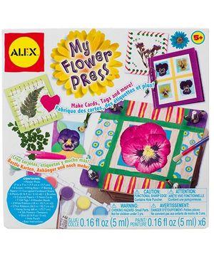 Alex Toys My Flower Press Kit