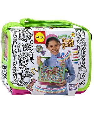 Alex Toys Color A Pony Kit
