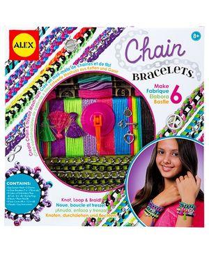 Alex Toys Chain Bracelets Making Kit