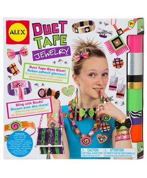 Alex Toys Duct Tape Jewellery