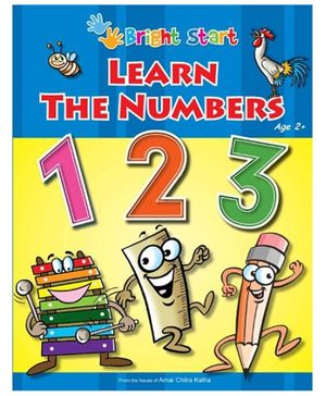 Brightstart Learn The Number - English