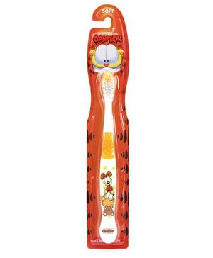 Brush Buddies Kids Soft Tooth Brush Length 16 cm (Colors And Chararcters May Vary)