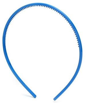 Kids Studioz Hair Band Plain - Blue