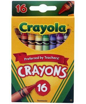 Crayola Crayons - 16 Colours