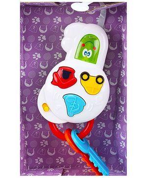 Mee Mee Musical Key Toy