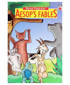 Apple Books Most Popular Aesop's Fables - English