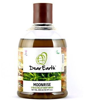 Dear Earth Moonrise Stress Relief Organic And Vegan Body Wash - 300 ml