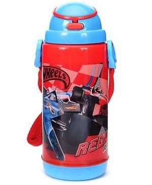 Hotwheels Sipper Bottle Multi Color -600 ml