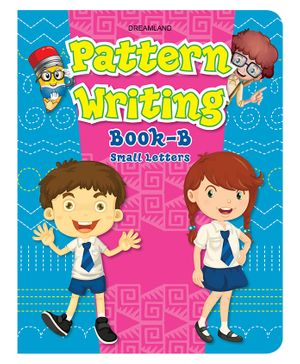 Dreamland Publication Pattern Writing Book Part B - English