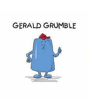 Pegasus Story Book Gerald Grumble - English
