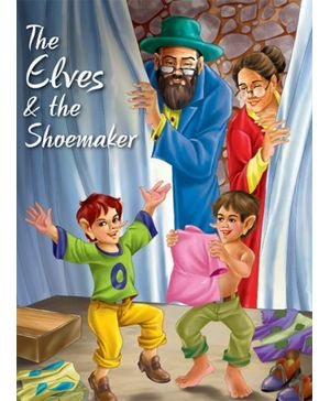 Pegasus Story Book The Elves And The Shoemaker - English