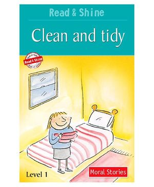 Pegasus Moral Story Book Clean And Tidy - English