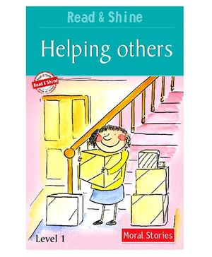 Pegasus Moral Story Book Helping Others - English