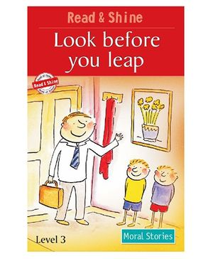Pegasus Moral Story Look Before Your Leap - English