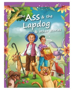 Pegasus The Ass And the Lapdog - English