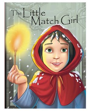 Pegasus Story Book Little Match Girl - English