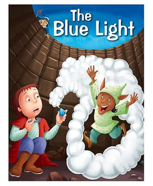Pegasus Story Book The Blue Light - English