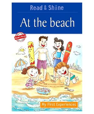 Pegasus At The Beach Book - English