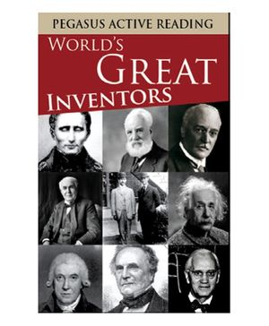 Pegasus Worlds Great Inventors - English