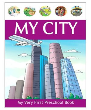 Pegasus My City Book - English
