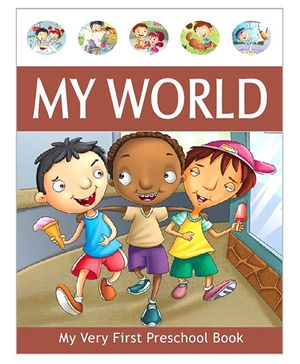 Pegasus Book My World - English