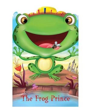 Pegasus The Frog Princes Princess Die Cut Book - English